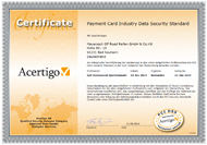 Acertigo pci-dss Valid Until Jul2014