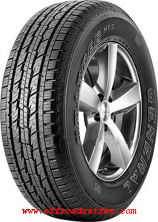 265/65R18 114T General Tires Grabber HTS60 - Traktionsreifen (AT)